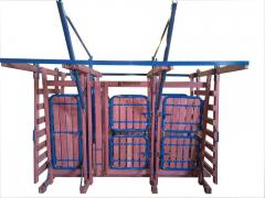 Equipment for animal husbandry complexes