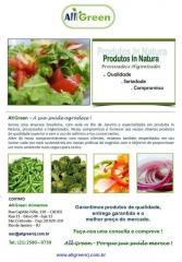 Vegetais Minimamente Processados