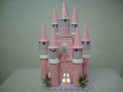 Castelo para festa infantil