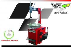 Maquinas Desmontadora e montadora  de pneus  SUPERBOX PNEUMÁTICA  D.I