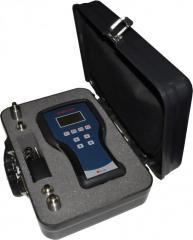 Manômetro Digital Portátil para 4 sensores.