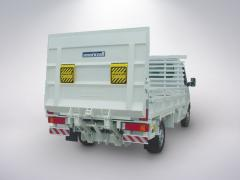Plataforma elevatória de carga veicular MKS 500 P3E