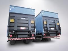 Plataforma elevatória de carga veicular MKS 2500 P4E