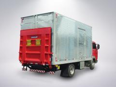 Plataforma elevatória de carga veicular MKS 1200 P4E