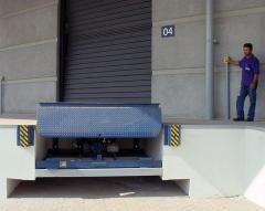 Plataforma Niveladora de Doca Eletro-Hidráulica | 6000kg, 9000kg e 12000kg