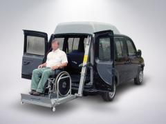 Plataforma Veicular para Acessibilidade MKS