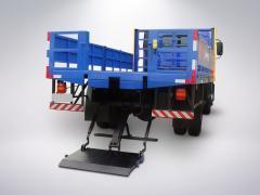 Plataforma de elevação GLP e gases do ar MKS 500 PHL