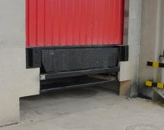 Niveladora de Doca Embutir Manual Mecânica | Capacidade de carga: 6000kg