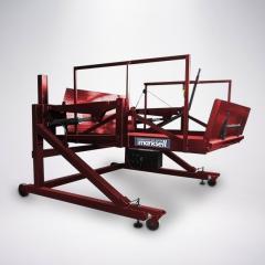 2500 DMC - Doca Móvel de Carga | Capacidade de carga: 2500kg