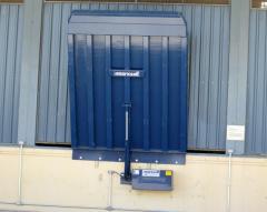 Plataforma Niveladora de Doca Eletro-hidráulica Frontal | Capacidade de carga: 6000kg, 9000kg e 12000kg