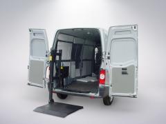 Plataforma elevatória de carga veicular MKS 400 PTE