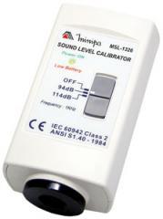 Calibrador de Nivel Sonoro MSL-1326