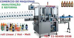 ROTULOS BOPP E ROTULADORAS  ENBALAGEM. PARA PET, refrigerante, agua, e outras