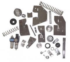 Grampeadeiras e peças para reposição