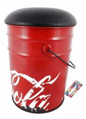 Banqueta Coca-Cola