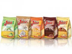 Mezcla de harina para Bolos