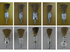 Escovas de aço p/ retifica de motores