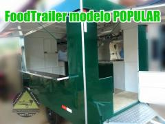 FoodTrailer modelo Popular