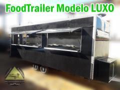 FoodTrailer modelo Luxo