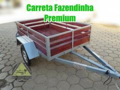 Carreta Fazedinha Premium