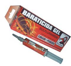 BARATICIDA GEL