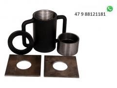Estronca Metalica Kit Completo p Fabricacao