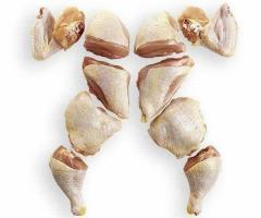 Halal Certified Whole Frozen Chicken