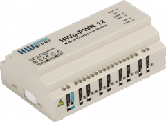 PWR 12 | Medidor M-bus Ethernet