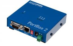 PORTBOX2 - Conversor RS232/RS485 para Ethernet