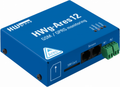HWg-ARES12   Monitoramento via GPRS / GSM