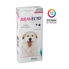 Bravecto Antipulgas E Carrapatos Cães De 40-56kg Val:02/2020