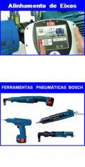 As Ferramentas Pneumáticas Bosch