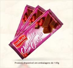 Chocolate com Cereja