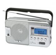 Rádio Portátil AM/FM/TV Bivolt AC126 NKS
