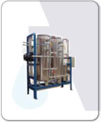 Sistema para remoção de ferro/manganês
