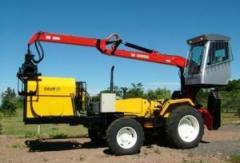 Grua Florestal para Trator - Flex System