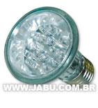 FLC LAMPADA HALOPAR 20 LED COLORIDA