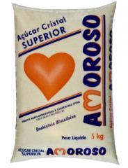 Açúcar Cristal Superior Amoroso 5Kg