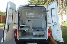 Ambulância de Transporte ou Simples Remoção (Tipo