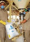 Sulfato de Alumínio Ferroso: Granulado, Ventilado