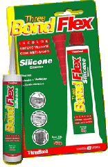 Three Bond Flex - Silicone Incolor
