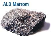 Alumina ALO Marrom