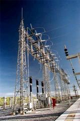 Estruturas para Subestações até 800kv (colunas,