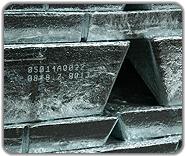 Zinco SHG Alto grau de resistência à corrosão