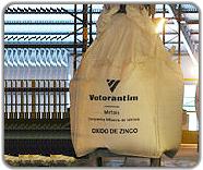 ZnO/FA Óxido de zinco de alta pureza