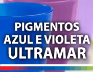 Pigmentos Azul e Violeta Ultramar