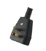 Plug Polarizado Steck