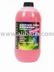 Aditivo do líquido refrigerante ORGÂNICO