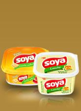 Margarina Soya Lanche