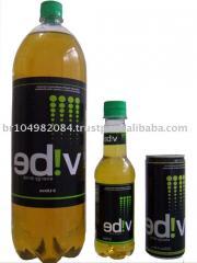 Bebida da energia de Vibe